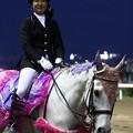 写真: 川崎競馬の誘導馬05月開催 藤Ver-120516-06-large