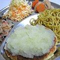Photos: 豆腐ハンバーグ定食…