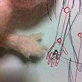 写真: 手を作る3