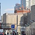 Photos: 東京駅北側ドーム