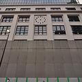 DSC_0136 東京中央郵便局正面大時計