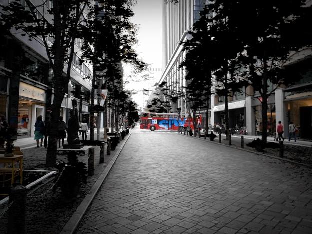 Marunouchi [x] TOKYO [x] Japan