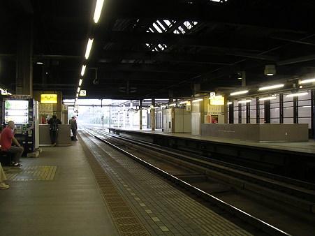 桑園駅ホーム1