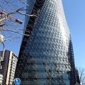 写真: 名古屋モード学園スパイラルタワーズ