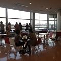 写真: エアポートウォーク名古屋5階「スカイデッキ」(屋内部)