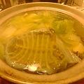 Photos: すっぽん鍋1