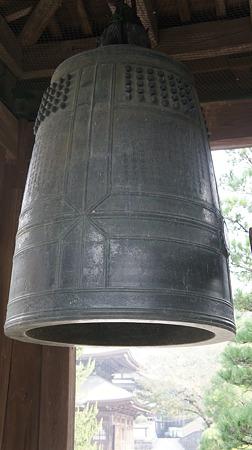 国宝、建長寺梵鐘(DSC07428)
