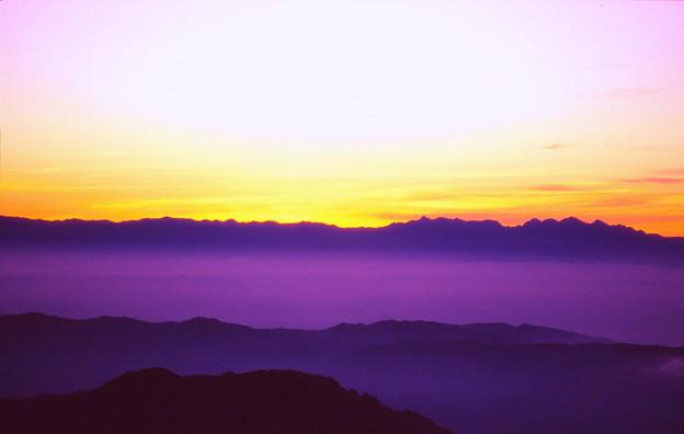Photos: 夜明けのシルエット ☆