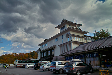 秋の下條村道の駅(SDIM0416)