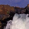 写真: 鮎壷の滝
