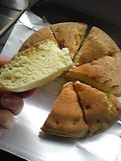 炊飯器でバナナケーキ_04
