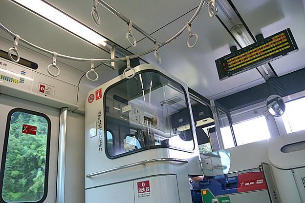JR九州 817系電車 車内 - 写真共...