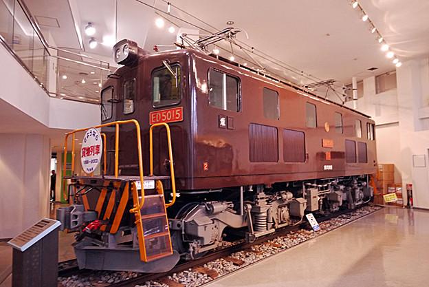 ED5010型電気機関車 5015号機