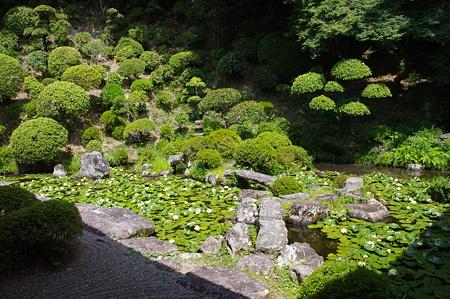 根来寺庭園