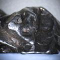 Photos: 隕石端っこ。