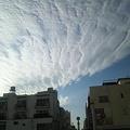写真: 12月10日の空3