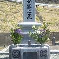 母の墓参り4