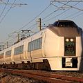 常磐線 651系 特急フレッシュひたち40号