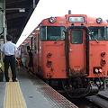 鳥取駅 キハ40系気動車