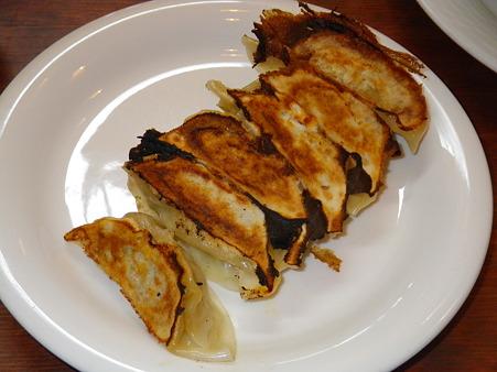 海鮮酒家 鳳苑 焼餃子