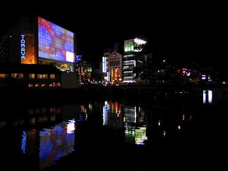 博多中洲の夜景2