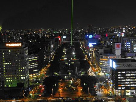 名古屋:久屋大通公園の夜景