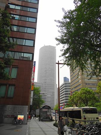 名古屋桜通りのスナップ