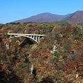 Photos: 彩る鳴子峡