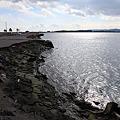 Photos: 壊れた岸壁