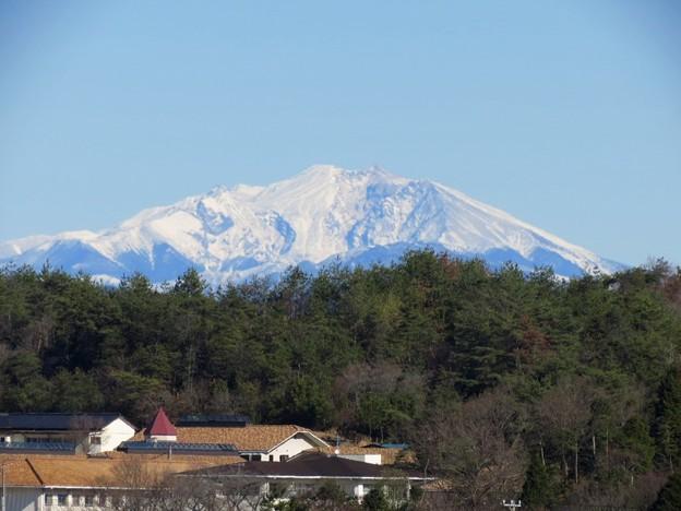 御岳山を望む3