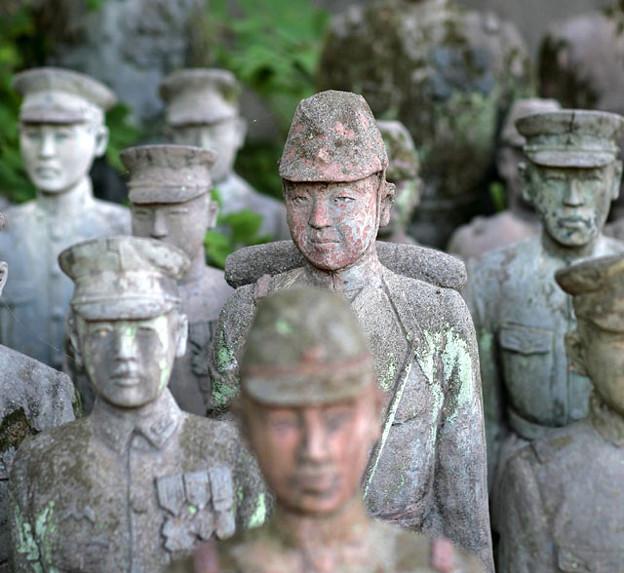 霊を感じる岩屋寺(愛知県)