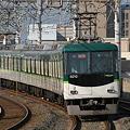 京阪6000系 急行:淀行き