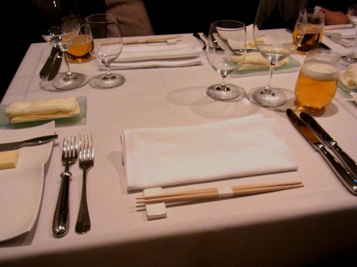 TROIS FLECHES テーブルセット