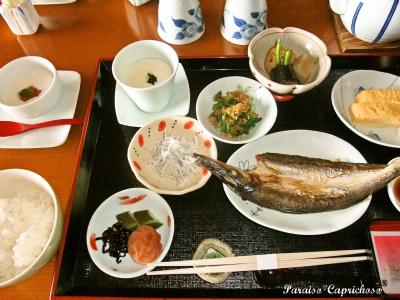 海椿葉山・朝食