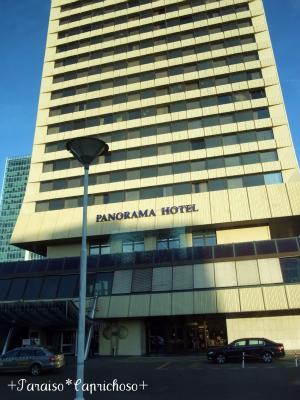 PANORAMA HOTEL・外観
