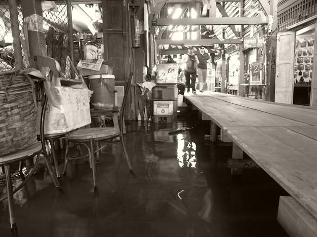 Flood Crisis in Bangkok 2011