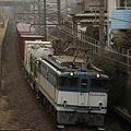 Photos: _MG_8416dpp 鹿島貨物73レ EF64-1000