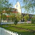 恒星学院キャンパス 第一食堂