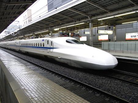 N700系(新横浜駅)1