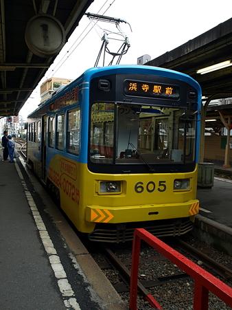 恵美須町駅構内6