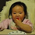 写真: イチゴ美味しい!