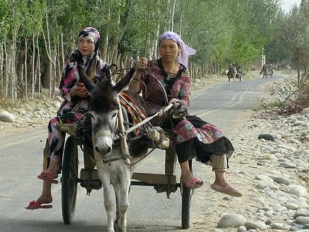 2011.06 新疆ウイグル自治区の旅-1