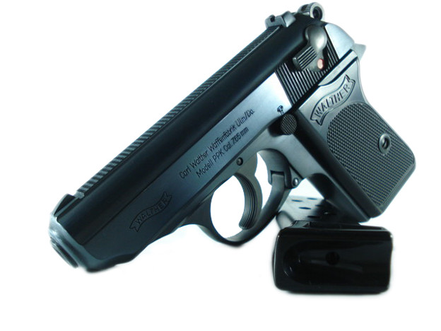 H23/0003 Rainbow Lagoon Walther PPK Remaster