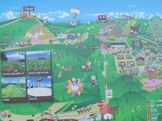 入笠山マップ3-1
