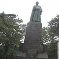 Photos: 110511-128桂浜・坂本龍馬像