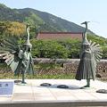110518-79四国中国地方ロングツーリング・津和野町・鷺舞