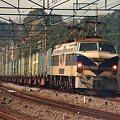 Photos: EF66 JR貨物試験塗色