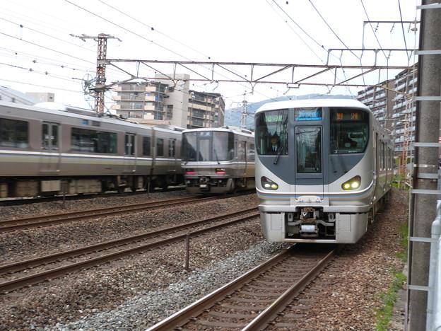 Photos: 山崎にて