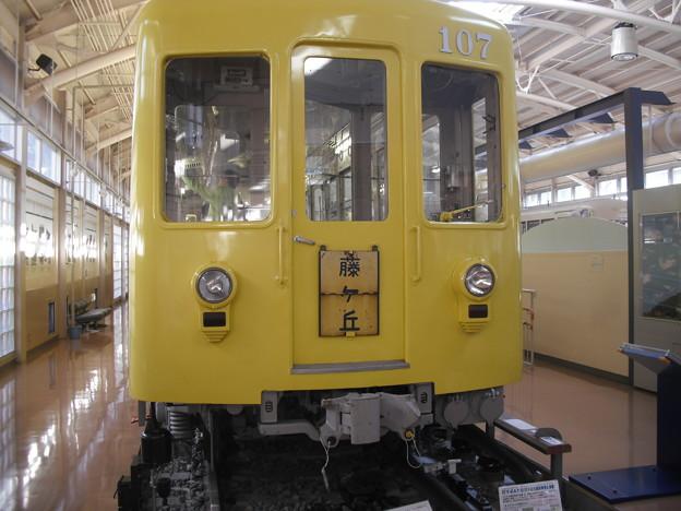 名古屋市営107F(レトロでんしゃ館)