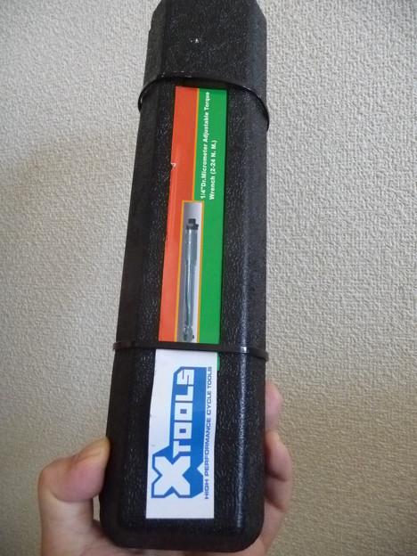 X-tools トルクレンチ2-24Nm プレシジョン・クリック